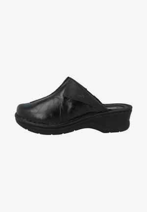 Clogs - black