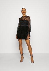 Alice McCall - LOVE MINI DRESS - Vestido de cóctel - black - 1