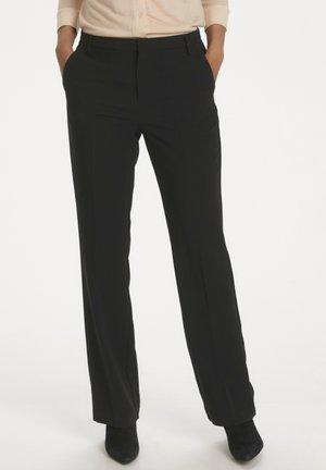BIRDIEPW PA  - Trousers - black