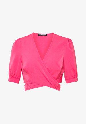GREECE - Blůza - hot pink