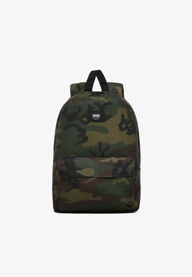 UY NEW SKOOL BACKPACK BOYS - Rugzak - classic camo