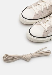 Converse - STAR PLAYER UNISEX - Trainers - vaporous gray/string/egret - 5