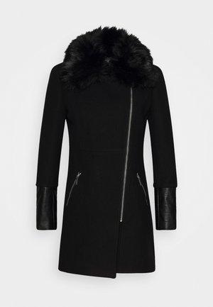 GILO.N - Krátký kabát - noir