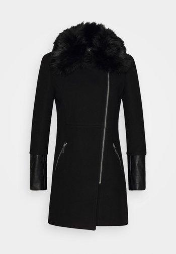 GILO.N - Short coat - noir