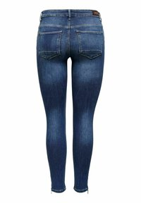 ONLY - Jeans Skinny Fit - dark blue denim - 2