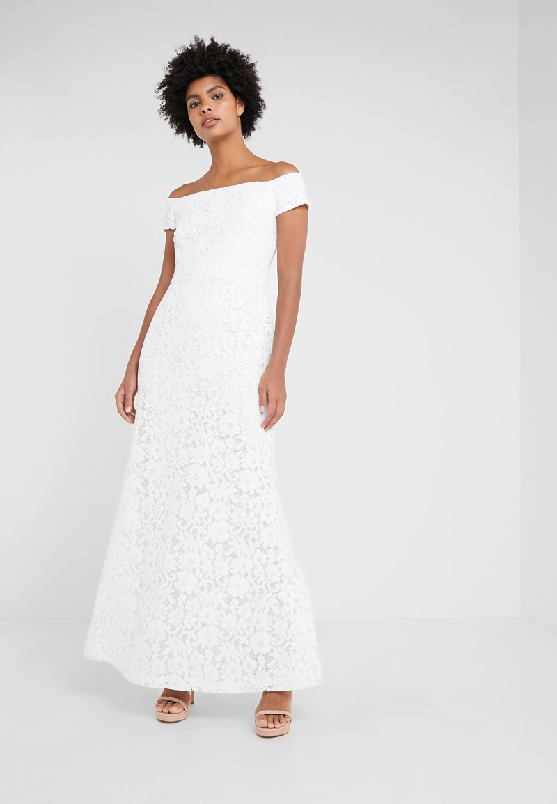 Lauren Ralph Lauren - LUIANA - Robe de cocktail - white