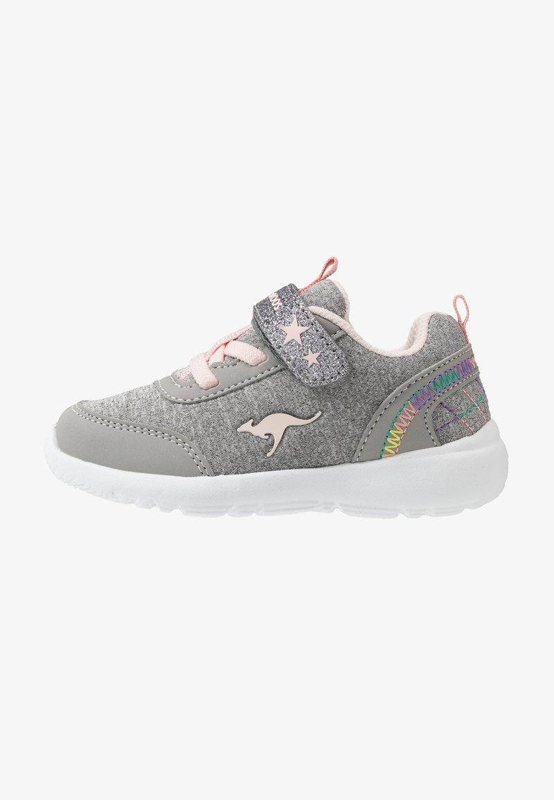 KangaROOS - KC-CITYLITE - Sneakers - vapor grey/frost pink