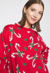 Monki - Sweatshirt - red - 4