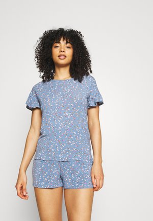 DITSY SHORTIE - Pyjamas - chambray