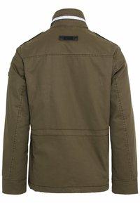 camel active - FIELD JACKET - Summer jacket - olive - 8