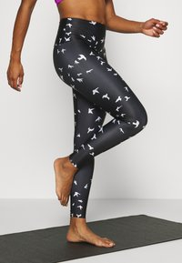 Onzie - HIGH RISE LEGGING - Tights - sparrow - 0