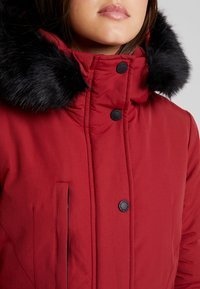 Superdry - ASHLEY EVEREST - Vinterkåpe / -frakk - brick red - 6