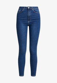 Vero Moda - VMSANDRA - Jeans Skinny Fit - medium blue denim - 4