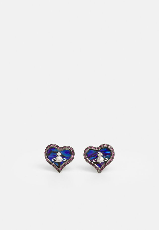 PETRA EARRINGS - Orecchini - purple
