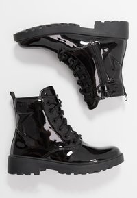 Geox - CASEY GIRL - Lace-up ankle boots - black - 1