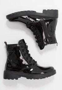 Geox - CASEY GIRL - Veterboots - black - 1