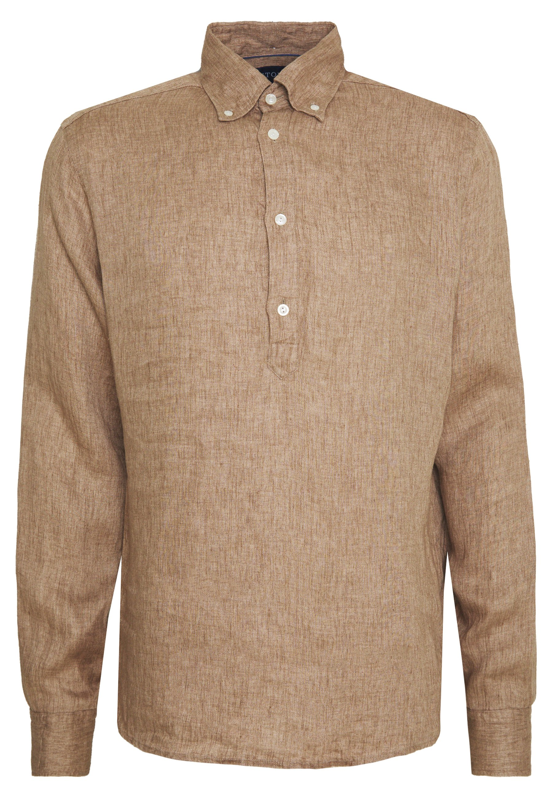 Eton SLIM FIT Skjorte brownbrun Zalando.no