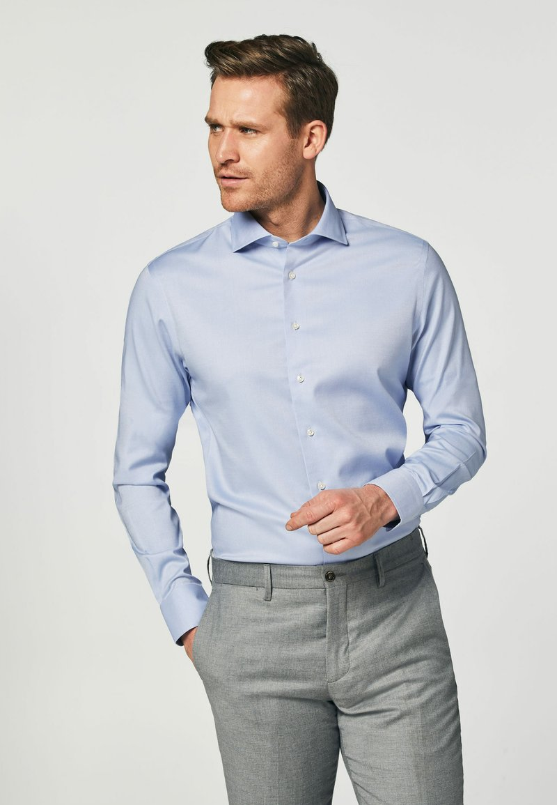 PROFUOMO - Formal shirt - blue