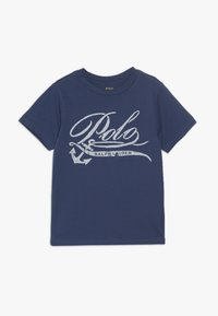 Polo Ralph Lauren - Print T-shirt - federal blue - 0