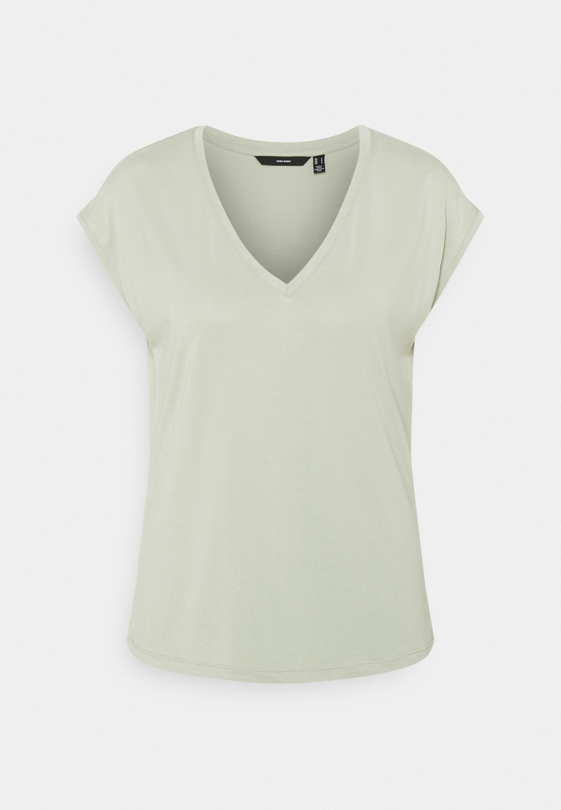 Femme VMFILLI V NECK TEE - T-shirt basique