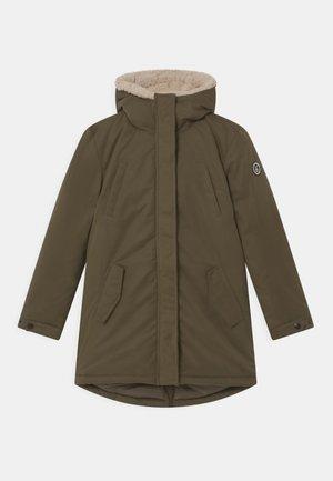 AVELENA - Zimní kabát - army