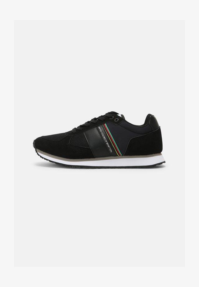 AMPLE - Sneakers laag - black