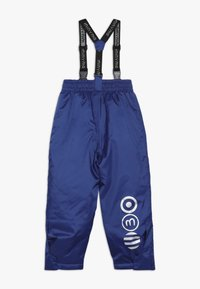 Minymo - SNOW PANT OXFORD SOLID - Skibroek - sodalite blue - 1