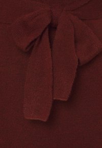 Anna Field - Strikket kjole - bordeaux - 2