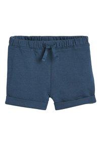 Next - BLUE SHORTS THREE PACK (0MTHS-2YRS) - Shorts - blue - 3