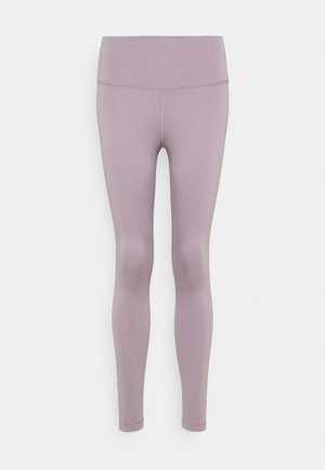 THE YOGA 7/8 - Leggings - purple smoke/heather/violet dust