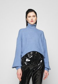 Weekday - AGGIE TURTLENECK - Pullover - dove blue - 0
