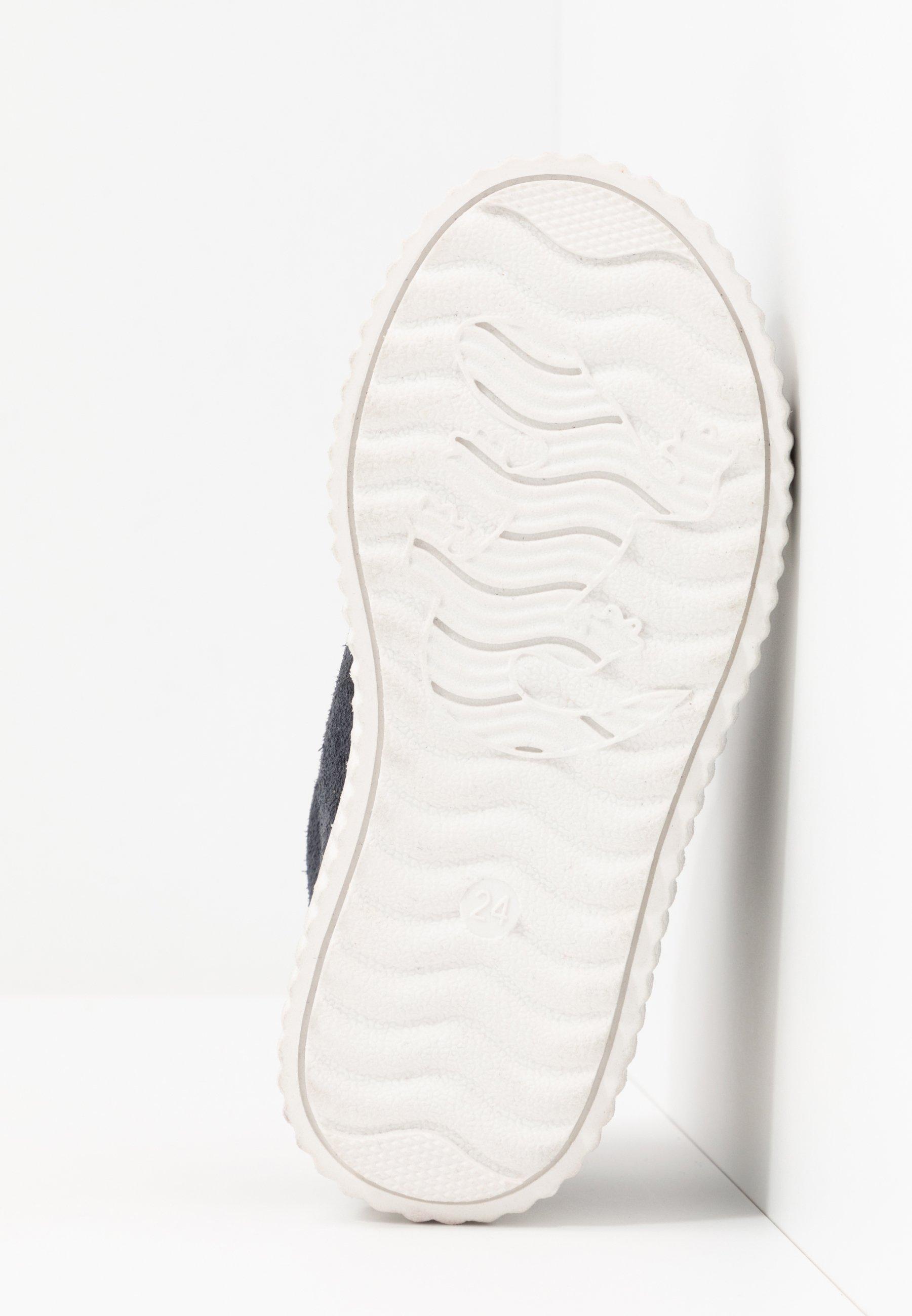 Najlepiej sprzedający się Najlepsza cena Lurchi YUNA-TEX - Sneakersy wysokie - atlantic | Dzieci Obuwie 2020 Gp1pC