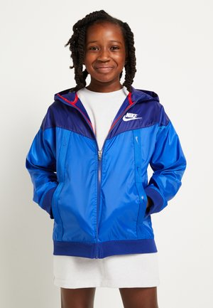 WINDRUNNER - Trainingsjacke - game royal/deep royal blue
