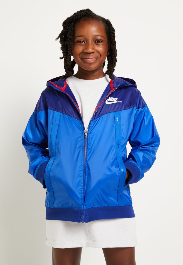 WINDRUNNER - Training jacket - game royal/deep royal blue