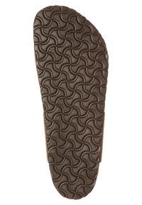 Birkenstock - GIZEH - T-bar sandals - tabakbraun - 2