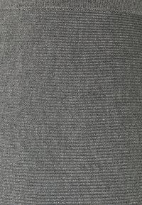 Esprit Collection - Spódnica trapezowa - gunmetal - 2