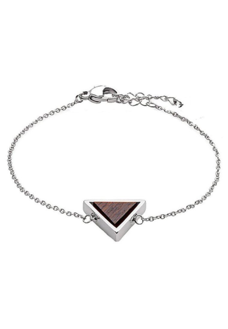 Kerbholz Armband - Silver/silber