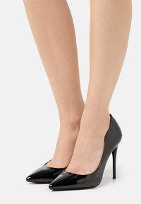 ALDO - STESSY - High Heel Pumps - black patent - 0
