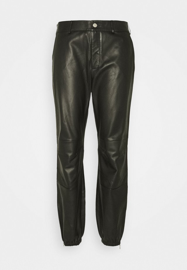 MILITAIRE TROUSER - Trousers - black