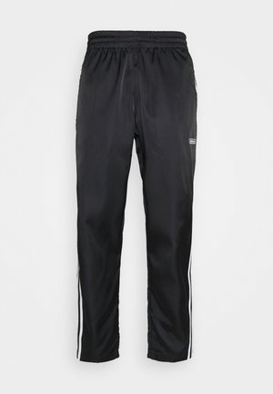 FIREBIRD - Tracksuit bottoms - black/white