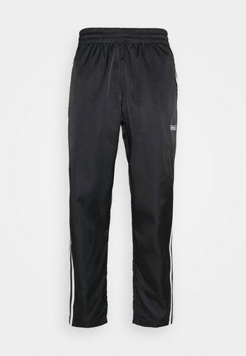FIREBIRD - Pantaloni sportivi - black/white
