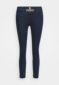 Pinko - SABRINA TROUSERS - Jeans Skinny Fit - dark blue - 4