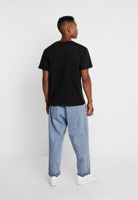 WeSC - Print T-shirt - black - 2