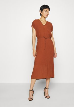 LEOLA LONG DRESS - Day dress - picante