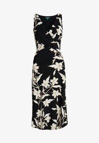 Lauren Ralph Lauren - YANILSA - Maxi dress - black/colonial - 4
