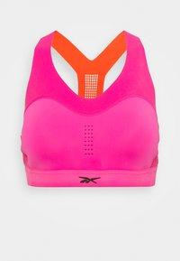 Reebok - PUREMOVE BRA - Urheiluliivit: keskitason tuki - proud pink - 3