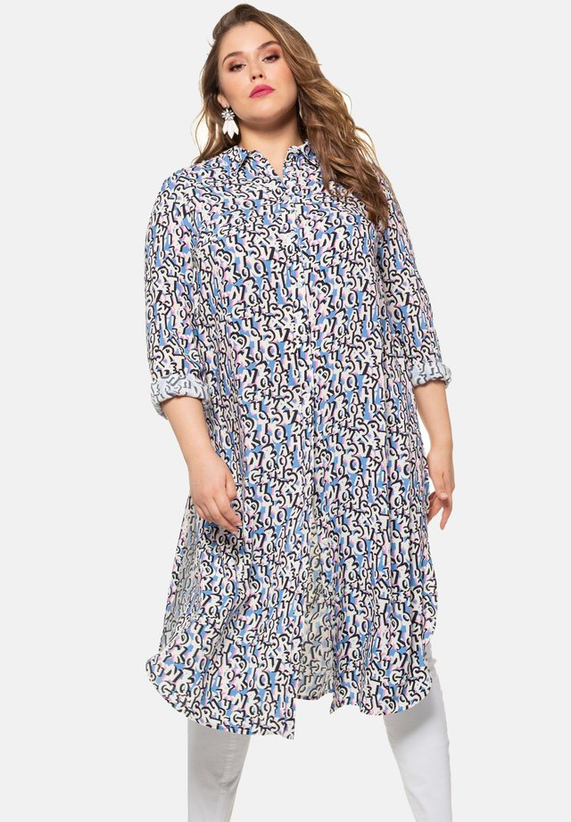 Robe chemise - multicolor