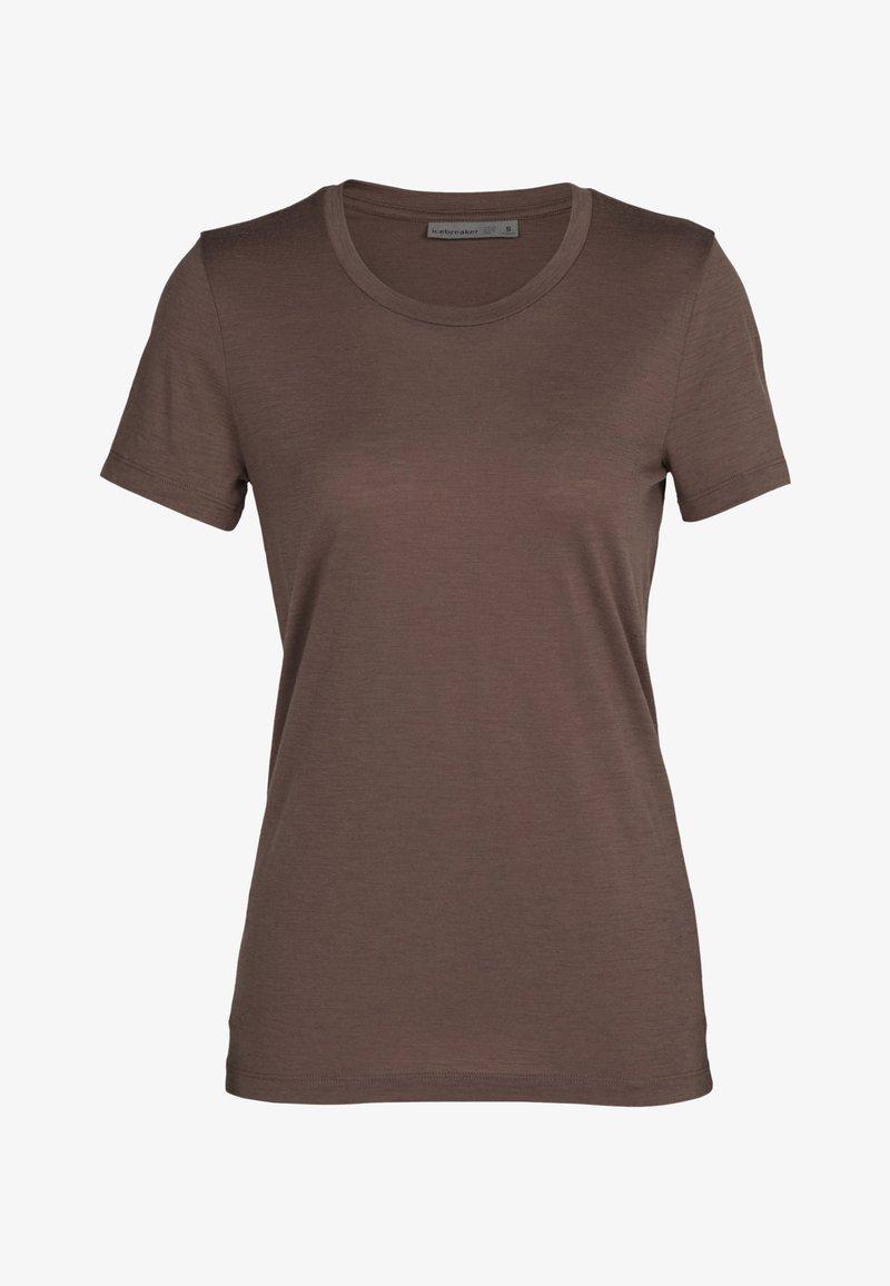 Icebreaker - Basic T-shirt - mink