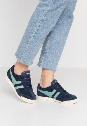 HARRIER - Sneakersy niskie - navy/sea mist