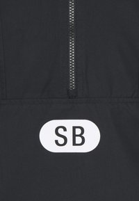 Nike SB - ANORAK UNISEX - Windbreaker - black - 2